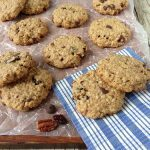 Cherry Chocolate Oatmeal Cookies + Tart Cherry Nutrition