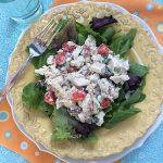 Chicken BLT Salad + The Slim Down South Cookbook