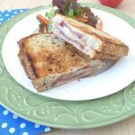 Apple and Brie Grilled Cheese + Weekapaug Inn Food Adventure