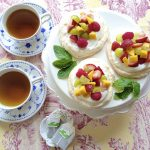 Tea Party Pavlovas