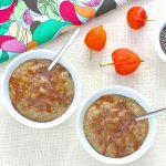 Pumpkin Chia Pudding + Blog Brûlée