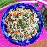 Tabbouleh with the Works