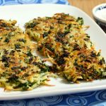 Potato Kale Latkes