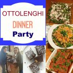 A Dinner Party with Recipes from Chef Yotam Ottolenghi