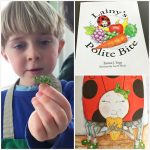 Getting Kids to Try New Foods with Lainy's Polite Bite