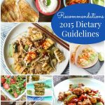 2015 Dietary Guidelines Recommendations