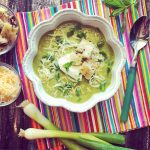 Creamy Broccoli Soup Makeover