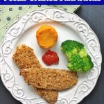 Pecan-Crusted Fish Sticks