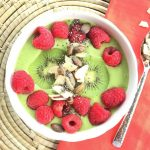 Gorgeous Green Smoothie Bowl - Recipe and VIDEO