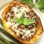 Spaghetti Squash with Meat-Free Bolognese Sauce