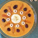 Carrot Sunshine Smoothie Bowls
