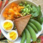 Teriyaki Tofu & Veggie Protein Bowl
