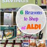 My Top 6 Reasons for Shopping at ALDI