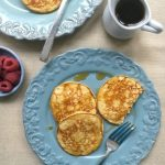 Barely Banana Protein Pancakes + Rise and Shine Cookbook