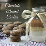 Chocolate Almond Cookies - a DIY Cookie Mix
