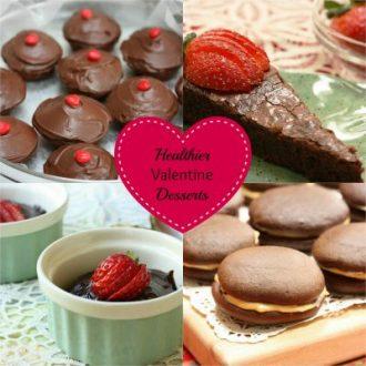 Healthier Chocolate Dessert Recipes