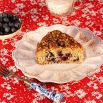Better Blueberry Buckle + Mohonk Mountain House Family Reunion