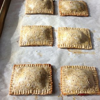 Strawberry-Filled Toaster Pastries (AKA a Pop-Tart® Makeover)