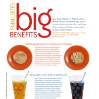 Small Bites, Big Benefits (Byline)