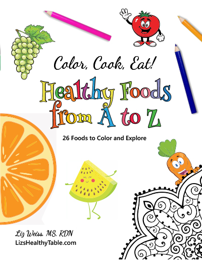 Color Cook Eat Healthy Foods From A To Z
