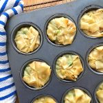 Chicken Pot Pie Bundles