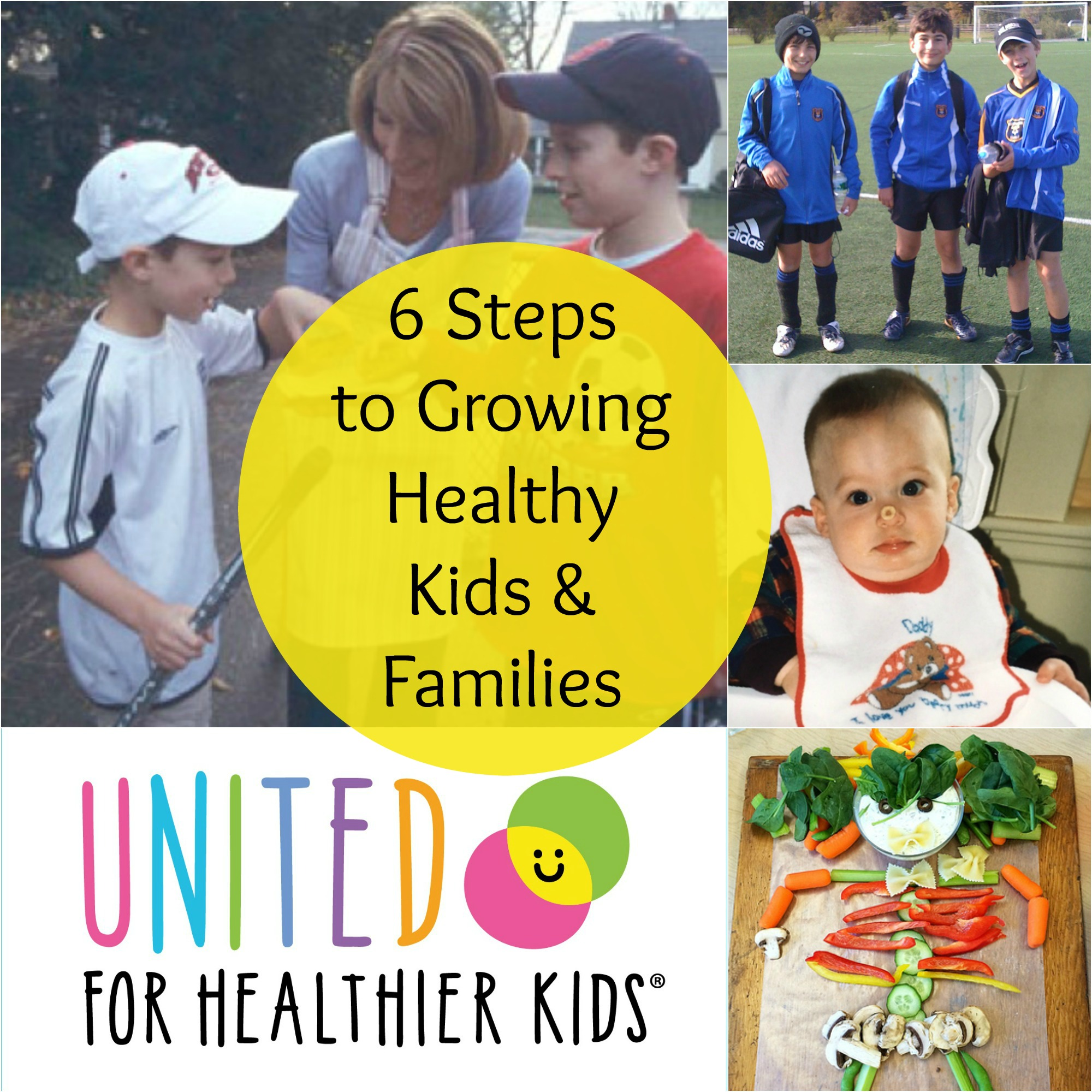 6 steps to growing healthy families for Growing families