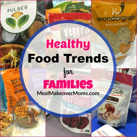 Healthy Food Trends via LizsHealthyTable.com