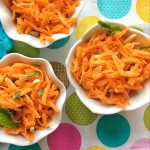 Carrot Salad with Mint, Honey, and Lime + ChopChop Magazine
