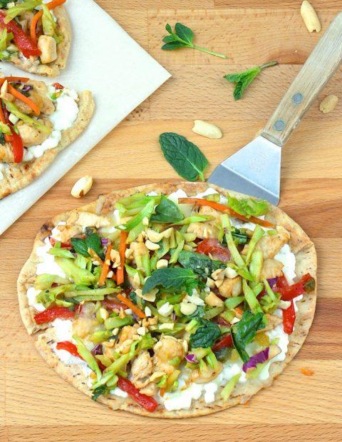 Healthy Tailgate Appetizer Ideas via LizsHealthyTable.com