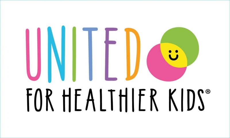 United for Healthier Kids via LizsHealthyTable.com