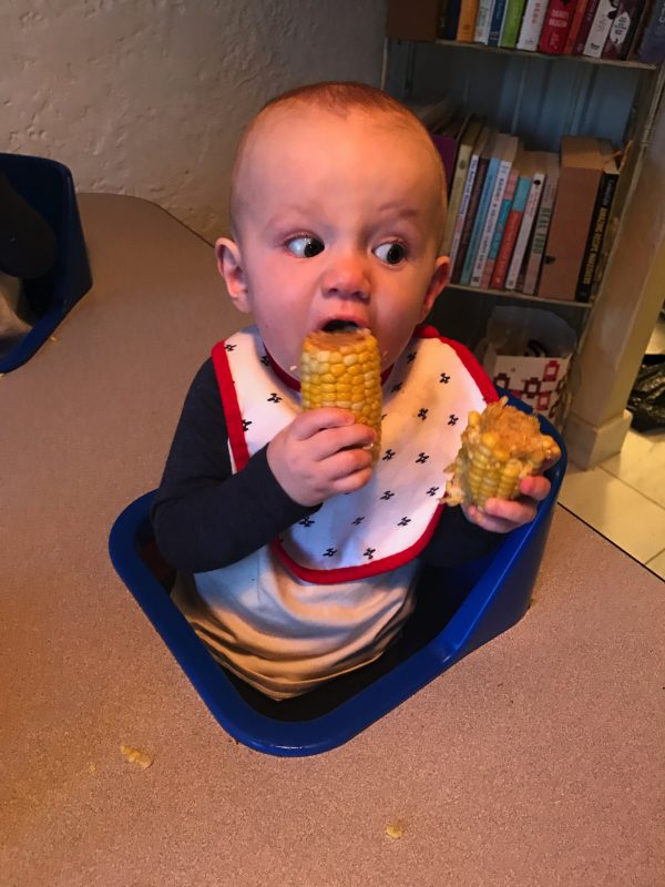 Liz's Healthy Table - podcast, baby led weaning