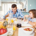Family Meals Matter: 9 Ways to Gather Families Around the Dinner Table (Byline)