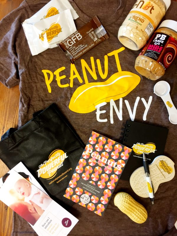 Peanut lovers giveaway via lpzshealthytable.com