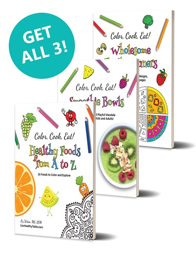 The Color Cook Eat Bundle