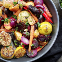 Summer-in-the-Oven Vegetable Sensations (Byline)