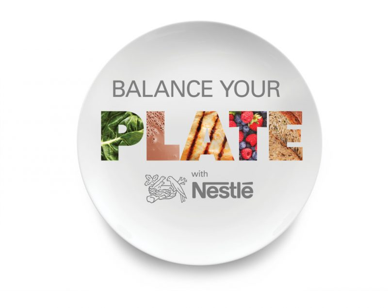 Balance Your Plate via LizsHealthyTable.com