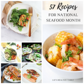 57 Recipes for National Seafood Month