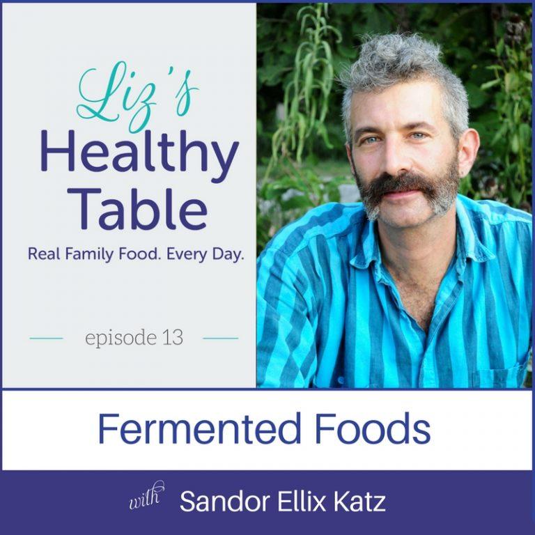 Fermented Foods with Sandor Ellix Katz