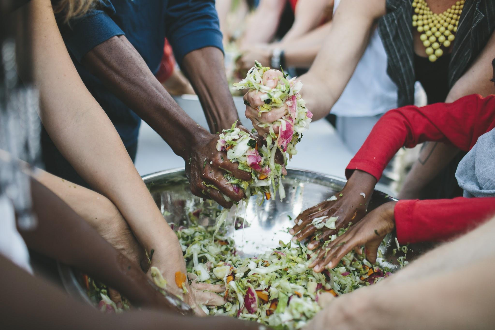 Fermented Foods with Sandor Ellix Katz, Liz's Healthy Table #podcast