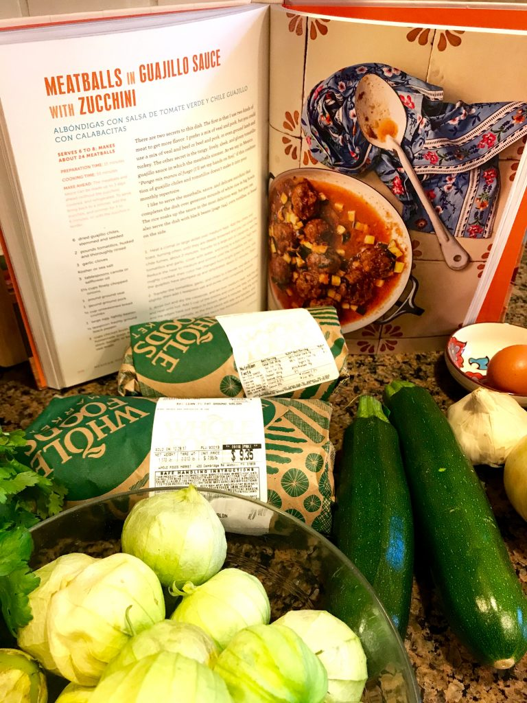 Modern Mexican Cooking with Pati Jinich via Liz's HealthyTable.com #podcast