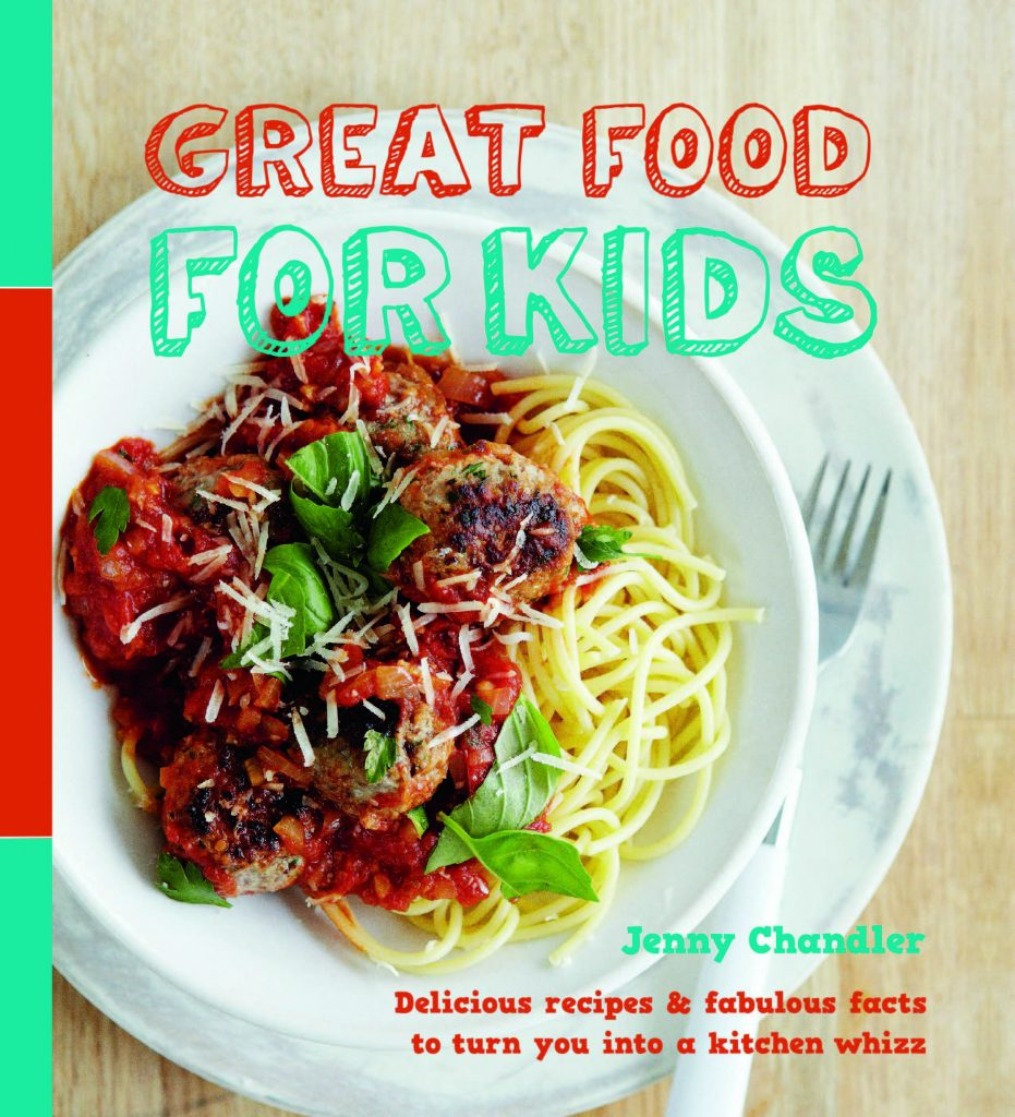 Great Food for Kids via lpzshealthytable.com