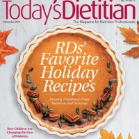 RDs' Favorite Holiday Recipes (Today's Dietitian November, 2017 cover story)