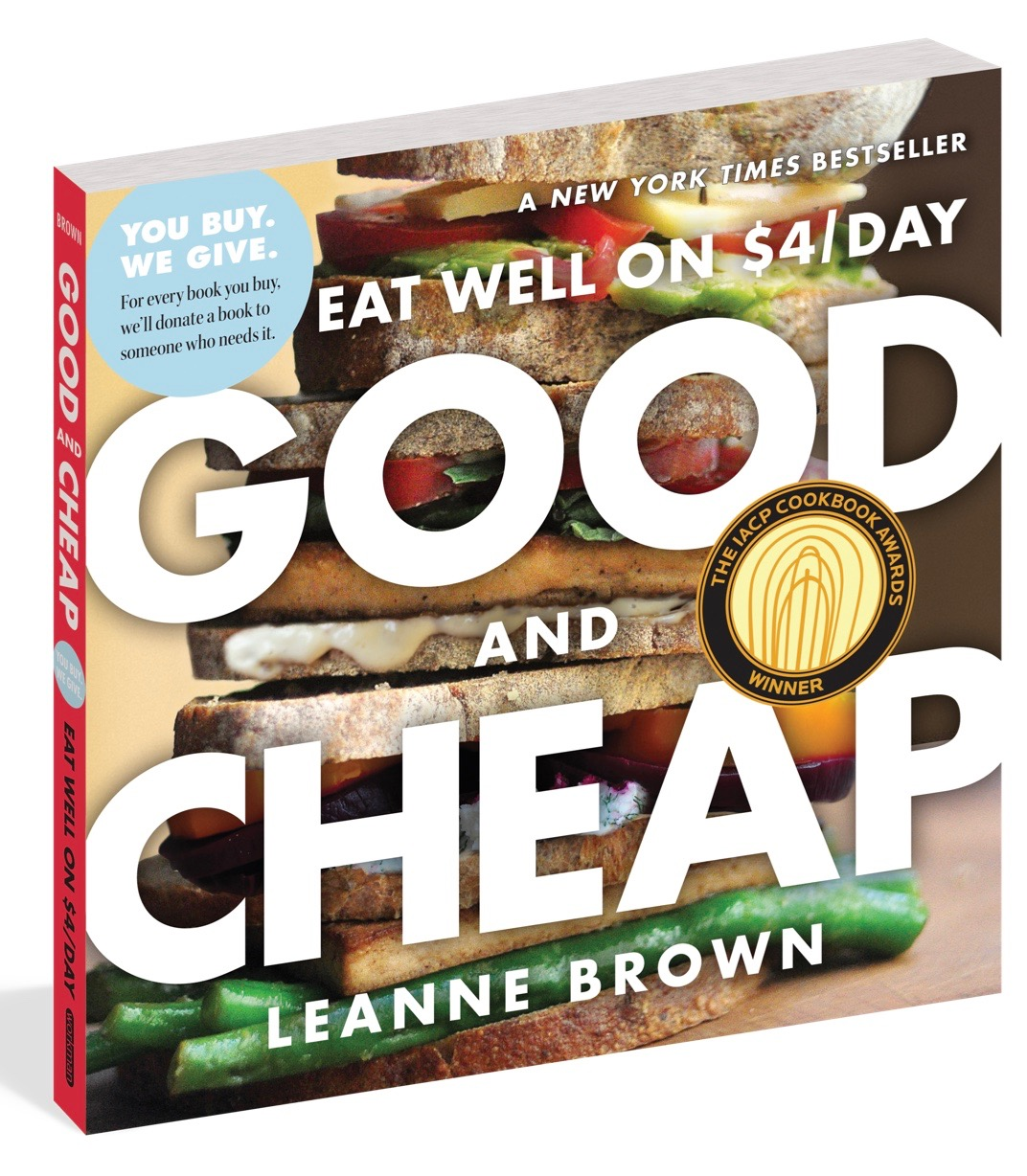 Good and Cheap via LizsHealthyTable.com #BudgetCooking #podcast