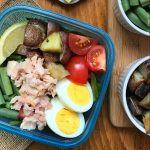 Tuna Nicoise Salad + How to Make Perfect Hard Boiled Eggs