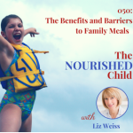 The Benefits and Barriers to Family Meals
