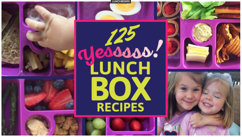 School Lunchbox Reimagined with Holley Grainger, MS, RDN on LizsHealthyTable.com #podcast