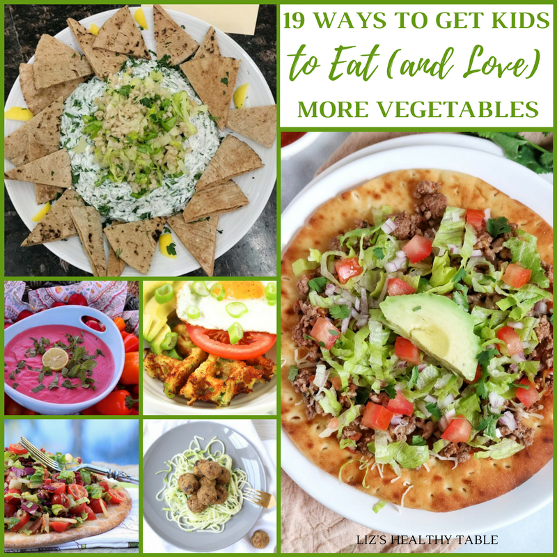 19 Ways To Get Kids To Eat And Love More Vegetables