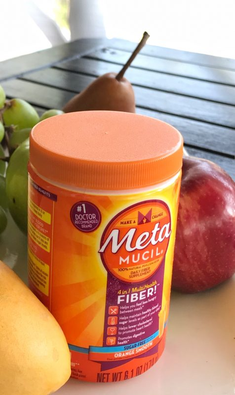 Take the Two-Week Metamucil Challenge to Boost Your Daily