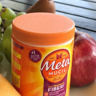 Take the Two-Week Metamucil Challenge to Boost Your Daily Fiber Intake