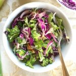 Broccoli-and-Kraut Slaw: A Probiotic and Prebiotic One-Two Punch